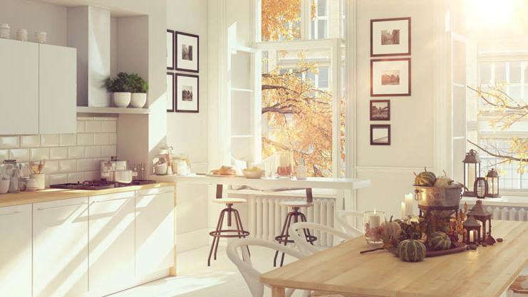 schilderijen keuken