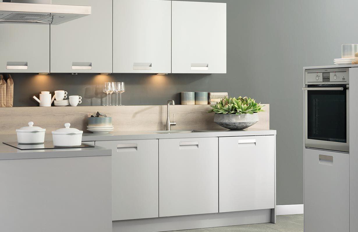 Onwijs Kleine keuken? CVT biedt inspiratie en ideeën voor de inrichting! ZL-88