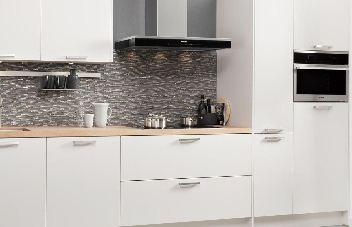 Wonderbaar Kleine keuken? CVT biedt inspiratie en ideeën voor de inrichting! BZ-42