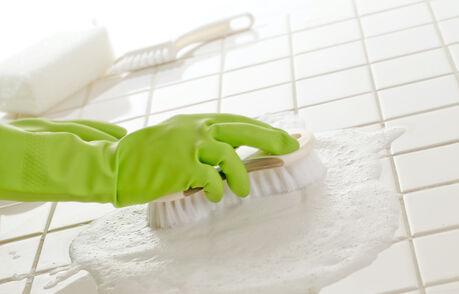 schoonmaken keuken