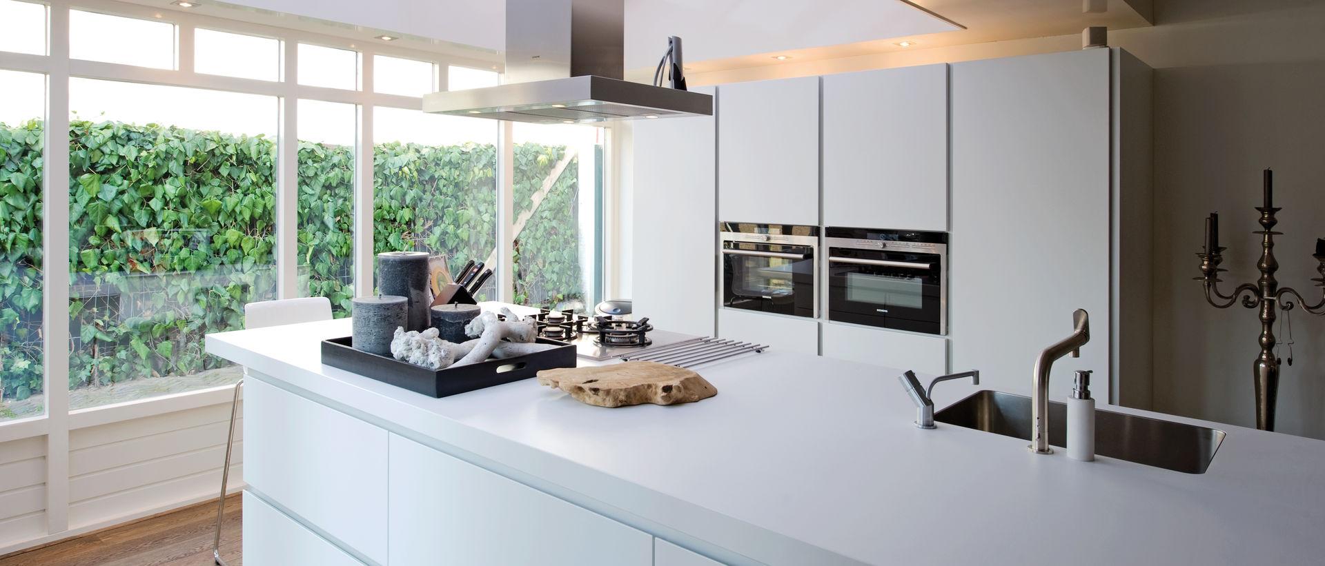 Open keuken CVT