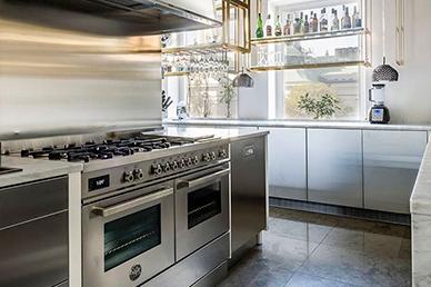 Bertazzoni keuken apparatuur