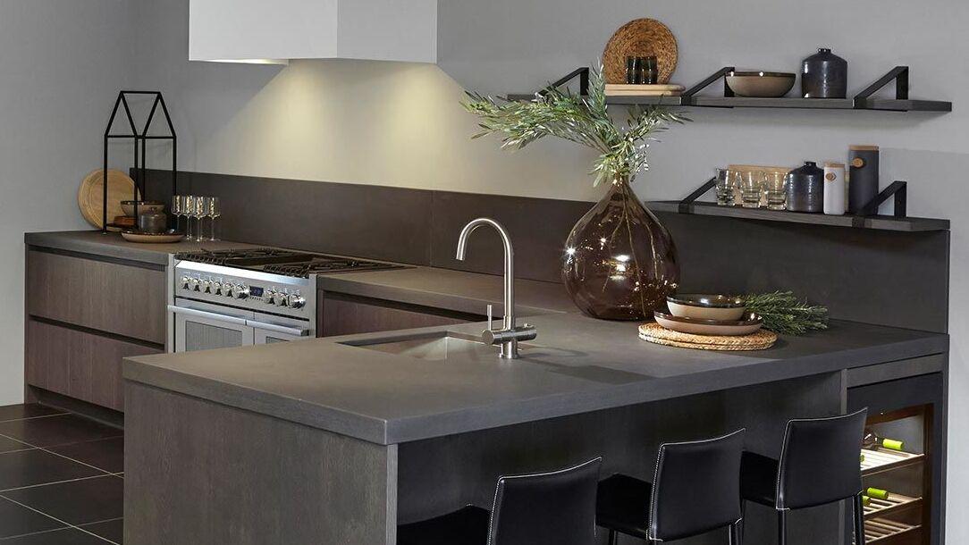 keuken warme kleuren