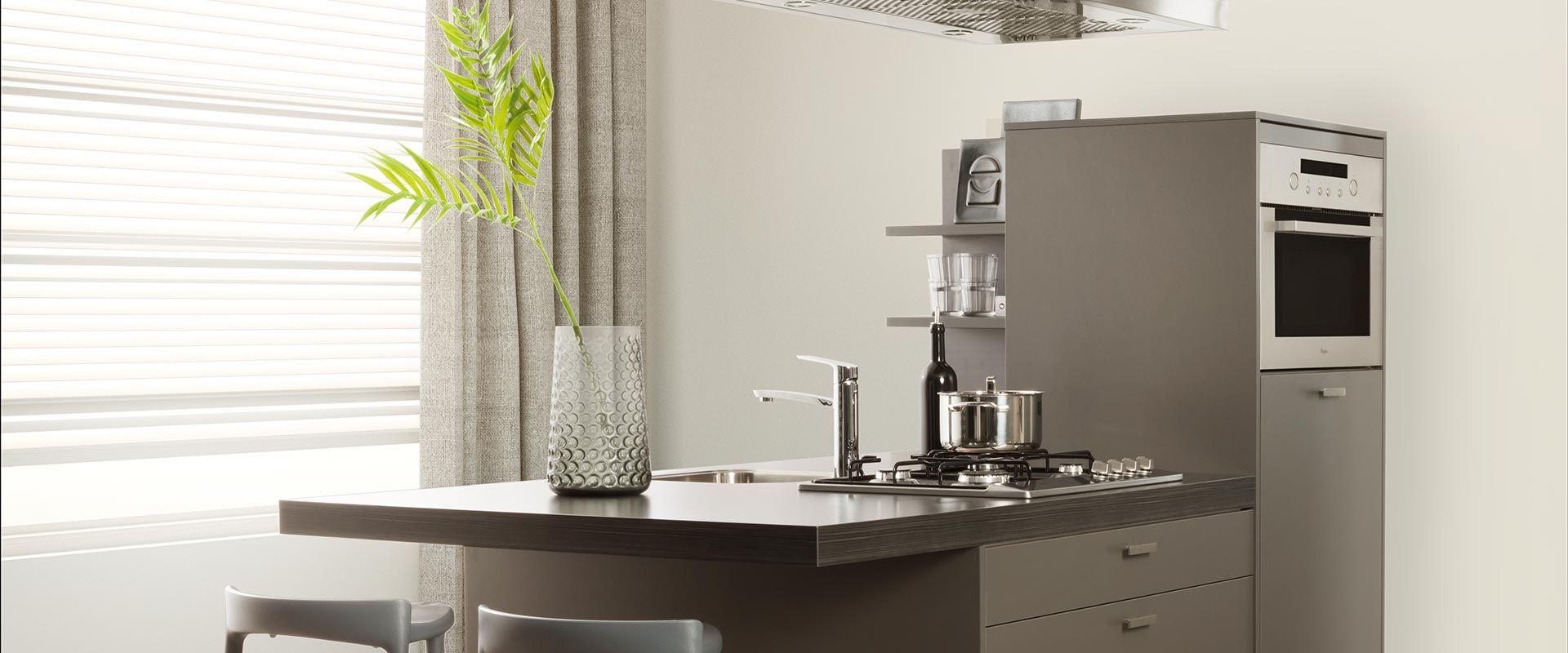keuken bar klein