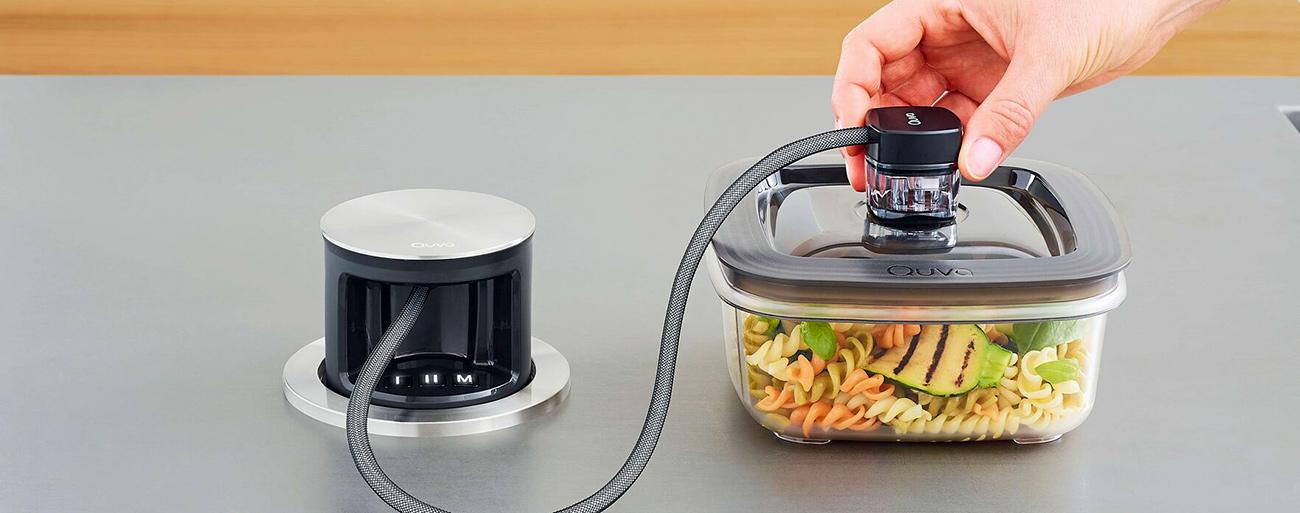 Quva keuken apparatuur